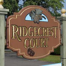 Ridgecrest Court